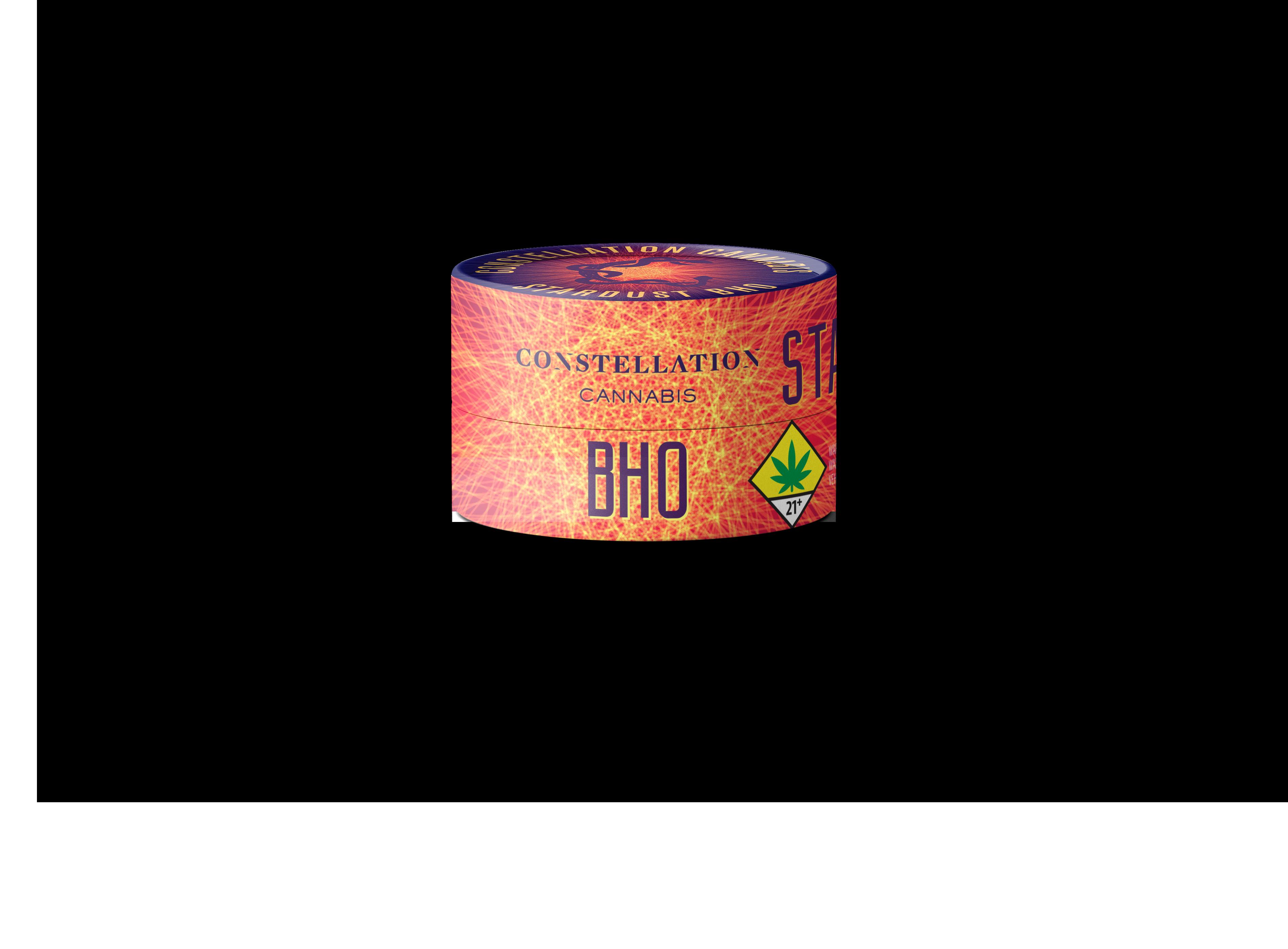 Orange Sherbert Space Dust Wax Product Image